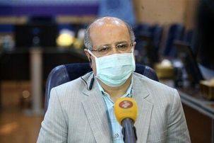 تعداد 520 نفر دیگر در 24 ساعت گذشته در تهران بستری شدند