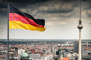 آلمان با مشکل اقتصادی مشکل شد