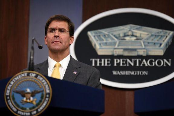 تاثیر کرونا بر روی بخش نظامی آمریکا