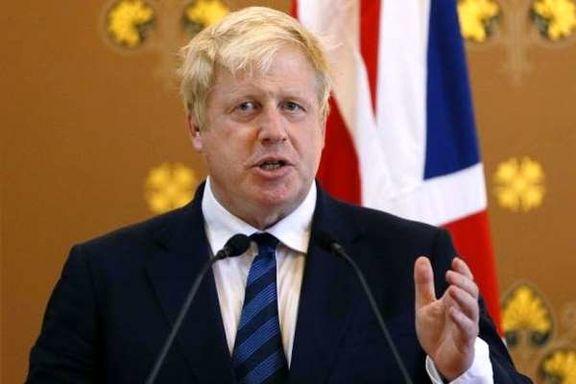 اختلافات شدید وزیرخارجه بریتانیا با ترزا می