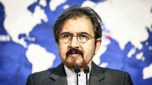 قاسمی:  انتظار داریم پاکستان برای آزادی مرزبانان ربودهشده اقدام کند