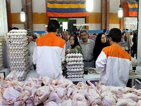 قیمت گوشت مرغ به 11 هزار و 700 تومان کاهش یافت