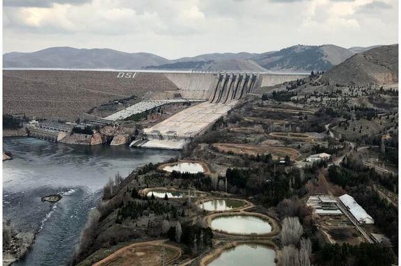 رشد ظرفیت برق آبی ترکیه با وجود خشکسالیهای شدید