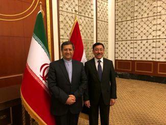 اولین بخش از مطالبات دولت ایران به حساب بانک مرکزی ایران واریز شد