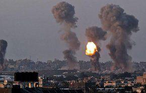 استفاده رژیم صهیونیستی از بمب های فسفری در غزه