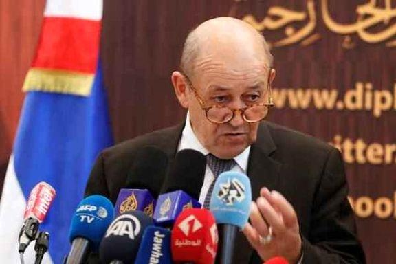 فرانسه هم نیروهای  نظامی اش را از سوریه خارج می کند