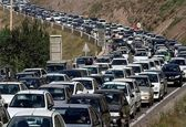 تردد وسایل نقلیه از کرج به چالوس روز جمعه ممنوع است