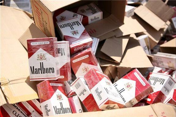 آمارهای وزارت صمت از کاهش قاچاق سیگار در کشور گفت
