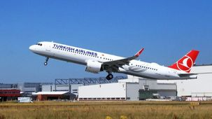 ترکیه از شروع پروازهای داخلی و بین شهری در این کشور خبرداد