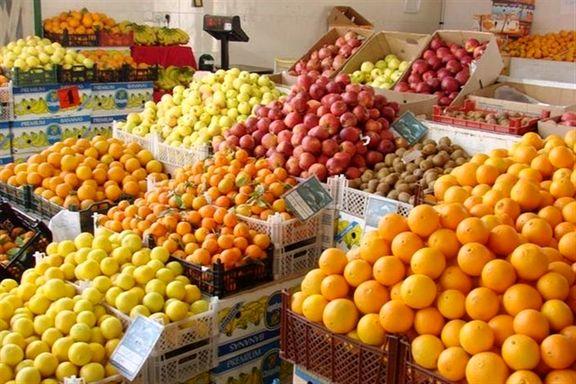 اختلاف قیمت میوه از عمده فروشی تا خرده فروشی حداکثر 30 درصد