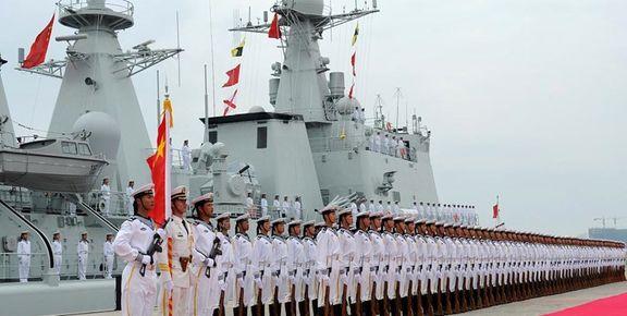 رزمایش نظامی چین در پاسخ به خرید سلاح از آمریکا توسط تایوان