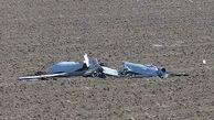 یک پهپاد ناشناس در خوزستان سقوط کرد