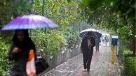 پیشبینی سازمان هواشناسی برای بیشتر استانها در هفته آینده؛ وزش باد و بارش باران