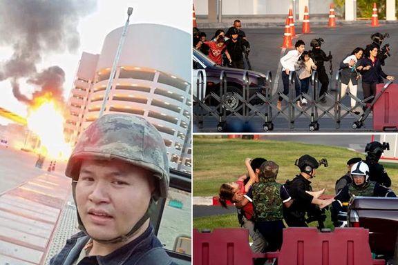 شمار قربانیان تیراندازی سرباز تایلندی به 27 نفر افزایش یافت