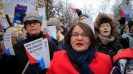 برگزاری تظاهرات ضد دولتی در ماه آینده در مسکو