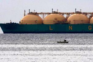 قیمت گاز در بازار جهانی نزدیک به زیر صفر رفتن است