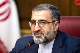 انتصاب اسماعیلی به سمت رئیس دفتر رئیس جمهور