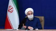 روحانی: تا پایان تیر ۱۳ میلیون نفر گروه پرخطر واکسینه می شوند