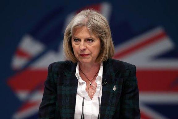 ترزا می در دادگاه پارلمان بریتانیا / مداخله نظامی باید با تأیید پارلمان صورت میگرفت