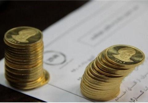 کاهش وجه تضمین قراردادهای آتی سکه از امروز