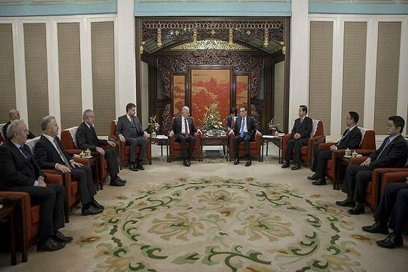 رئیس مجلس ترکیه با نخستوزیر چین دیدار کرد