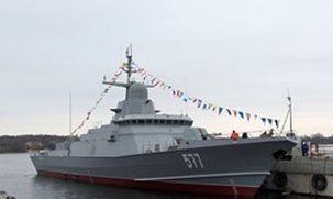ایران از روسیه ناو موشک انداز می خرد