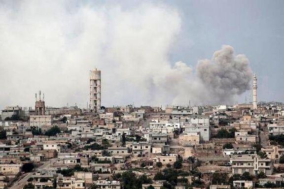 روسیه از انتقال گاز کلر توسط جبهه النصره به ادلب خبر داد