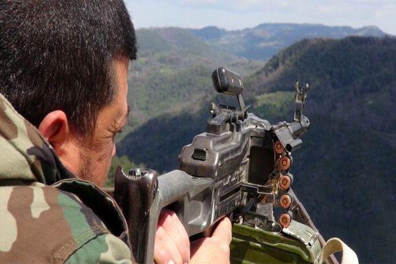 حمله ارتش سوریه به مواضع تروریستها در شمال شرقی لاذقیه