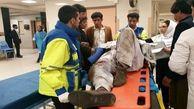 اتوبوس کرمان به زاهدان واژگون شد/  ۲۷ نفر مجروح شدند