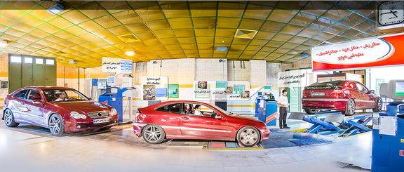 خودروهای ایرانی تولید 96 به قبل برای سال جدید مشمول معاینه فنی می شوند