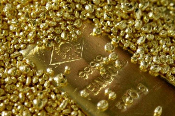 کاهش قیمت طلا تحت تاثیر رشد ارزش دلار