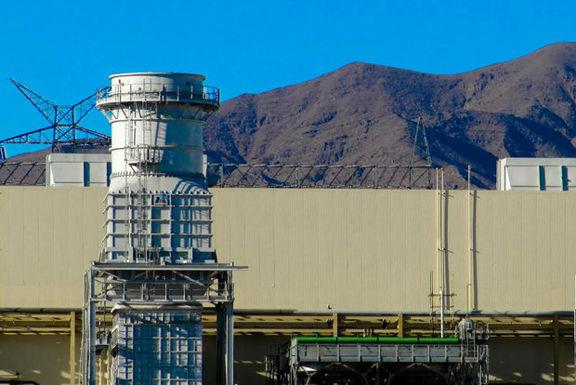 افتتاحیه افزایش ظرفیت و راندمان نیروگاه شاهرود