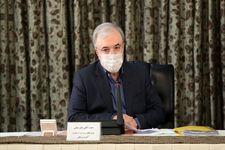 وزیر بهداشت: فوتی های سه استان معادل فوتی های ۲۸ استان است