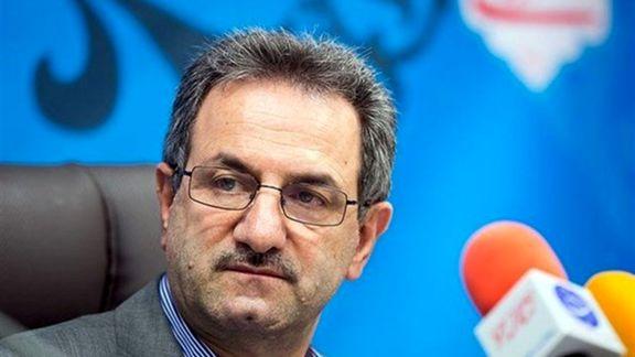 منشأ بوی نامطبوع تهران مشخص شد