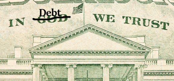 بدهی آمریکا همچنان در حال افزایش یافتن است