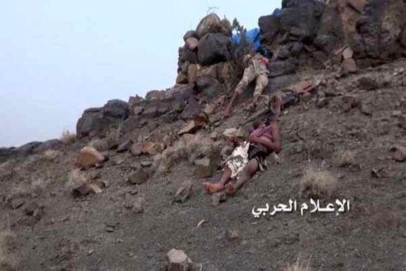تلفات سنگین سعودیها در نجران یمن