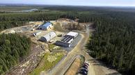 افزایش 34 درصدی تولید طلا در شرکت معدنی الدورادوی کانادا