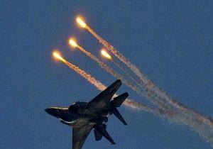رژیم صهیونیستی مواضع ارتش سوریه را هدف قرار داد