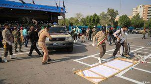 گاف رسانه ای داعش در به عهده گرفتن حمله تروریستی امروز اهواز