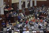 دعوا در مجلس افغانستان برای ریاست مجلس + فیلم
