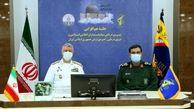 حضور پیوسته و مقتدرانه نیروی دریایی سپاه و ارتش و تامین امنیت در خلیج فارس، تنگه هرمز و دریای عمان