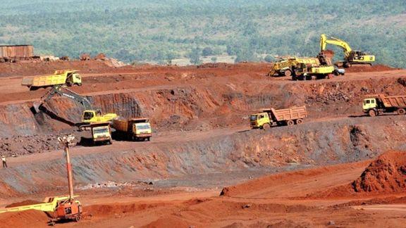 کاهش 6 درصدی قیمت سنگ آهن در چین / سود حاصل از تولید فولاد در چین کاهش یافت