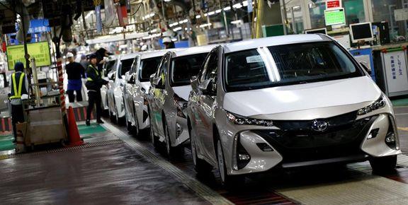 تویوتا ۱۵ خودرو تمام الکتریکی به جهان عرضه میکند