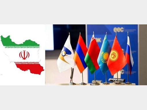 کاهش 11 درصدی تجارت ایران با اوراسیا در ٨ ماه سال ٩٩