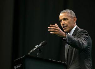 اوباما: در سال 2020 نباید در آمریکا یک سیاهپوست توسط یک سفیدپوست کشته شود