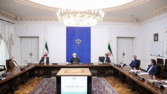 روحانی: میلیونها دوز واکسن خارجی وارد میشود / تابستان واکسن داخلی وارد بازار میشود