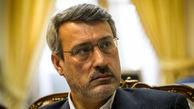 سفیر ایران در انگلیس نسبت به عدم حمایت انگلیس از ایران برای حمایت از پایان دادن به تحریم ها واکنش نشان داد