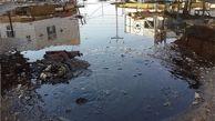 نگرانی ها درباره شیوع بیماری های روده ای در خوزستان در نتیجه بالا آمدن فاضلاب