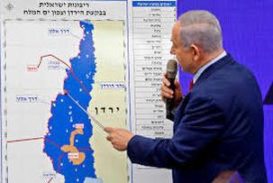 اجرایی شدن الحاق کرانه باختری با تعویق همراه خواهد شد
