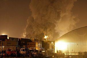 شمار کشته شدگان حادثه انفجار خط لوله نفت در مکزیک به ۹۴ نفر رسید
